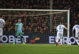 """""""Inter"""" fanų nepradžiugino M. Icardi įvartis rungtynėse su """"Genoa"""""""