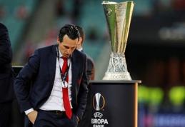 """U.Emery: """"Arsenal"""" patobulėjo, kitą sezoną procesas tęsis"""
