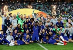 """Europos lygos finale - užtikrintas """"Chelsea"""" triumfas"""