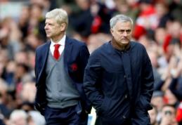 J. Mourinho ir A. Wengeras sujungs jėgas per Čempionų lygos finalą