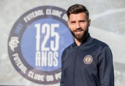 """Oficialu: """"Atletico"""" į savo gretas prisiviliojo """"Porto"""" gynėją"""