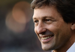 """Leonardo paliko """"Milan"""" klubą"""
