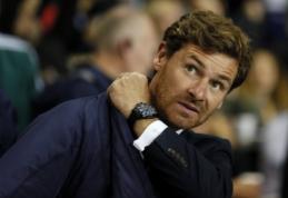 """A. Villas-Boas turėtų perimti """"Marseille"""" ekipos vairą"""