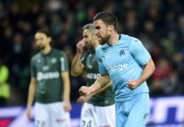 """""""Marseille"""" klubas vasarą sieks išnuomoti K. Strootmaną"""