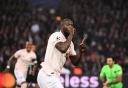 """""""Inter"""" taikinyje atsidūrė R. Lukaku ir V. Mosesas"""
