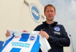 """""""Brighton"""" trenerio vairą perima G. Potteris"""