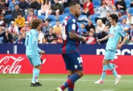 """Atletico"" sezoną užbaigė lygiosiomis su ""Levante"", ""Valencia"" pateko į ČL"
