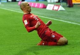A. Robbenas: jei būsiu sveikas, dar galiu žaisti 4-5 metus