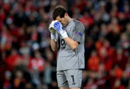 """Porto"" klubo gydytojas pranešė liūdnas prognozes dėl I. Casillaso karjeros"