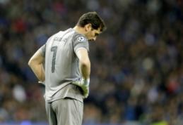 Šokiruojančios naujienos iš Portugalijos: I. Casillasas patyrė širdies smūgį