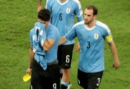 """Urugvajus netikėtai baigė pasirodymą """"Copa America"""" turnyre"""