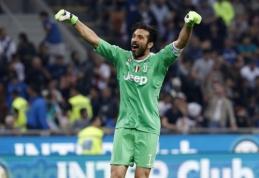 """G. Buffonas – arti sugrįžimo į """"Juventus"""""""
