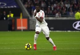 """T. Ndombele informavo """"Lyon"""" apie norą palikti komandą"""