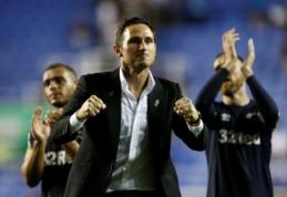 """F. Lampardui suteiktas leidimas pradėti derybas su """"Chelsea"""""""
