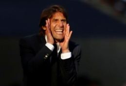 """A.Conte apsisprendė dėl M.Icardi ateities """"Inter"""" ekipoje"""