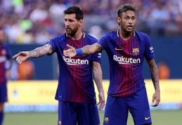 L.Messi bando daryti įtaką Neymaro perėjimui