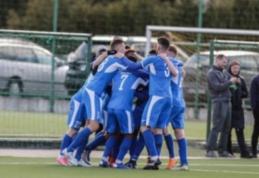 """""""Stumbro"""" merdėjimas tęsiasi: klubas atsisakė žaisti A lygos rungtynes"""