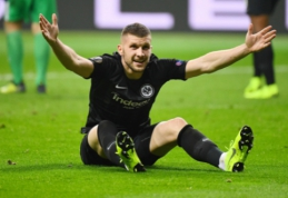 """""""Eintracht"""" nustatė A.Rebičiaus kainą"""