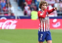 """A. Griezmannas vietoj """"Barcos"""" pasirinks PSG?"""