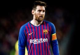 L. Messi šeštą kartą savo karjeroje tapo rezultatyviausiu ČL žaidėju