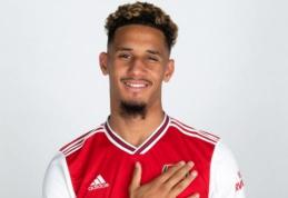 """Oficialu: """"Arsenal"""" pranešė apie W. Salibos įsigijimą"""