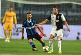 """""""Juventus"""" 11 m. baudinių serijoje pranoko """"Inter"""""""