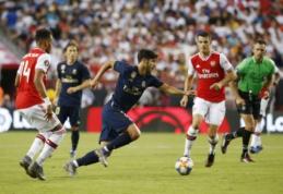 """Madrido """"Real"""" sulaukė blogiausio: M. Asensio plyšo kelio raiščiai"""