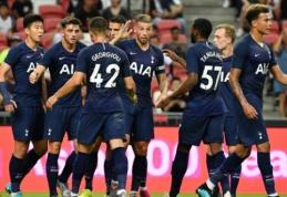 """Fantastiškas H. Kane'o įvartis nulėmė pergalę prieš """"Juventus"""""""