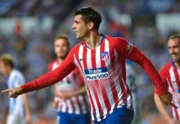"""A. Morata: """"Sugrįžimas į """"Atletico"""" yra geriausia, kas man galėjo nutikti"""""""