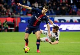 """Su """"Arsenal"""" siejamas T. Meunier: """"Klubas žino, kad noriu likti Paryžiuje"""""""