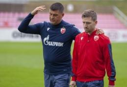 """""""Crvena zvezda"""" treneris prieš mūšį su """"Sūduva"""": """"Šiemet jie yra stipresni"""""""