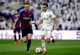 """Oficialu: """"Sevilla"""" pasiskolino Madrido """"Real"""" gynėją"""