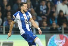"""Oficialu: """"Atletico"""" sukirto rankomis su meksikiečiu H. Herrera"""