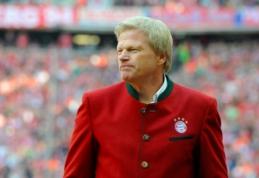 """O. Kahnas prisijungs prie """"Bayern"""" vadovybės"""