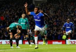 """EL atranka: """"Legia"""" apmaudžiai krito Škotijoje, """"Wolves"""" dar kartą nugalėjo """"Torino"""""""