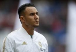 Rugpjūčio 29 d. transferai ir gandai: K. Navasas išvyksta į PSG, M. Mandžukičius lieka Turine