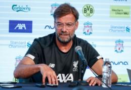 J. Kloppas nesitiki Anglijos klubų dominavimo Čempionų lygoje