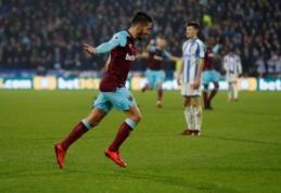"""M. Lanzini artėja prie naujos sutarties su """"West Ham"""""""