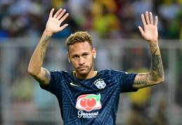 """Rugpjūčio 21 d. transferai ir gandai: aktyvus """"Monaco"""" ir besitęsianti Neymaro drama"""