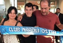 """H. Lozano atvyko į Italiją užbaigti perėjimo į """"Napoli"""""""