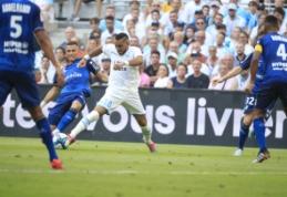 """""""Ligue 1"""" pirmenybėse – """"Marseille"""" ir """"Bordeaux"""" pralaimėjimai"""