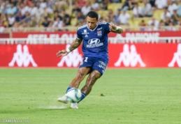 """""""Lyon"""" šalies pirmenybes pradėjo pergale prieš """"Monaco"""""""