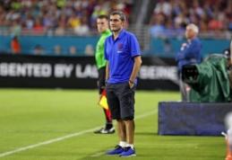 """E. Valverde: """"Coutinho vis dar yra su mumis"""""""