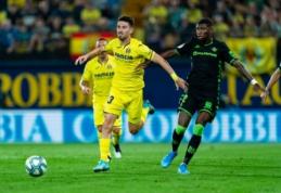 """""""Villarreal"""" atrašė penkis įvarčius """"Real Betis"""" gynybai"""