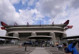 """""""Inter"""" ir """"Milan"""" klubai pristatė naujo stadiono projektus"""