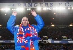 """Buvęs """"Rangers"""" kapitonas pralaimėjo kovą su klastinga liga"""
