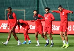 """""""Napoli"""" - """"Liverpool"""" faktai: ar čempionai nesugadins įsimintinos serijos?"""