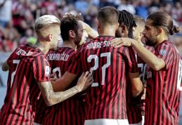 """Prancūzų milijardierius užsinorėjo įsigyti """"Milan"""" ekipą"""