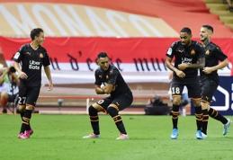 """""""Ligue 1"""" tęsiasi tragiškas """"Monaco"""" žaidimas"""