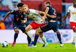 """Pirmuosius taškus praradusi """"RB Leipzig"""" ekipa sužaidė lygiosiomis su """"Bayern"""""""